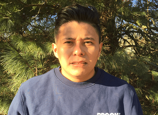 <p></noscript>Adrian started with Brooks Landscaping in 2017.  Adrian looks forward to learning all that Brooks Landscaping has to offer, and to becoming an integral member of the team.</p>
