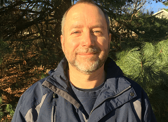 <p>Jim established Brooks Landscaping LLC in 1995.  He  is certified as a Supervisory Pesticide Applicator for Turf and Ornamentals, and  has recently attended the Organic Lawn Care Institute.  Jim is passionate about learning new things and the challenge to continually strive to improve, while having a positive impact on the environment.  Jim's favorite part of the job is sharing his landscaping experience, and knowledge with his team and customers.</p>