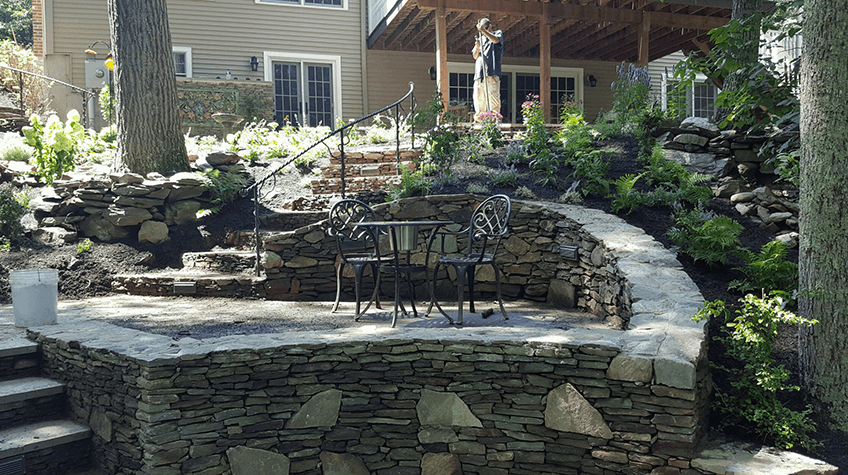 Brooks Landscaping LLC Recent Work